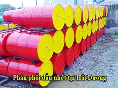 Chuyên phân phối dầu Shell tại Hải Dương giá tốt nhất
