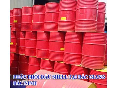 Phân phối dầu Shell tại Bắc Giang Bắc Ninh giá tốt nhất