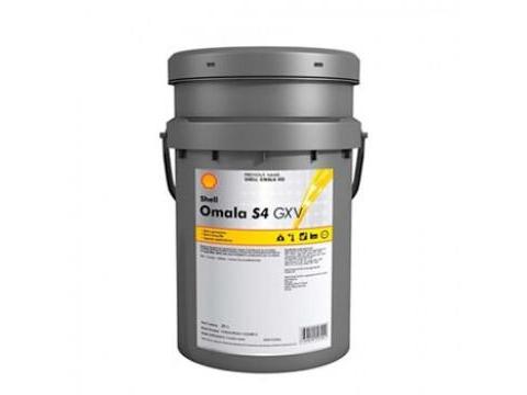Giới thiệu sản phẩm dầu bánh răng Shell Omala S4 GXV thế hệ mới