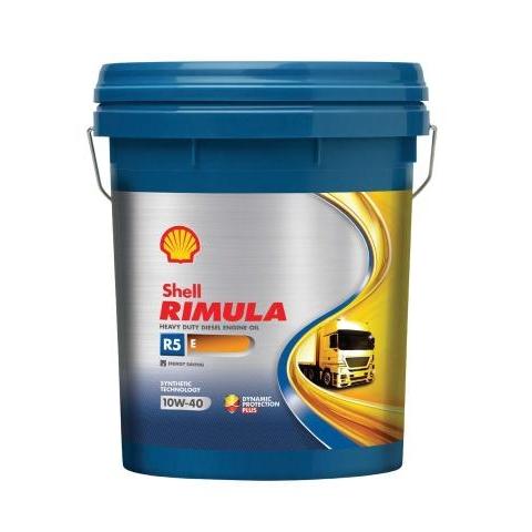 Dầu động cơ Shell Rimula R5 E 10W40