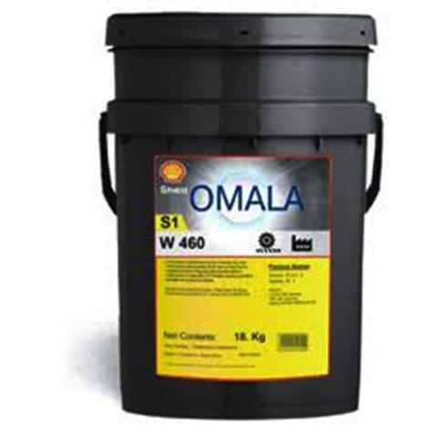 Dầu bánh răng Shell Omala S1 W460