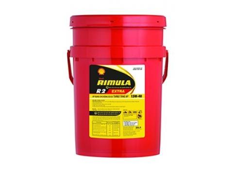 Sử dụng dầu động cơ Shell Rimula R2 15W40 bảo vệ động cơ hiệu quả
