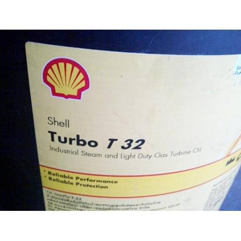 Dầu Tuabin Shell Turbo T32