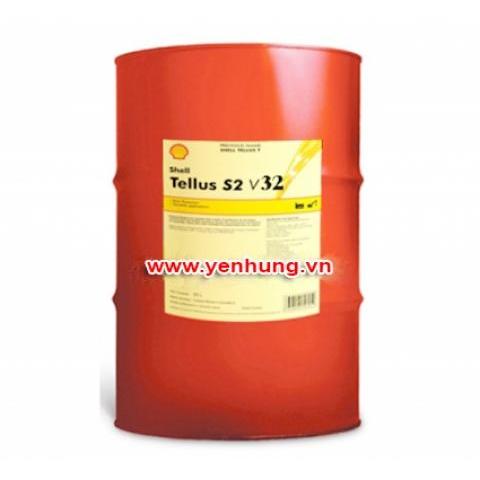 Dầu thủy lực Shell Tellus S2 VX 32