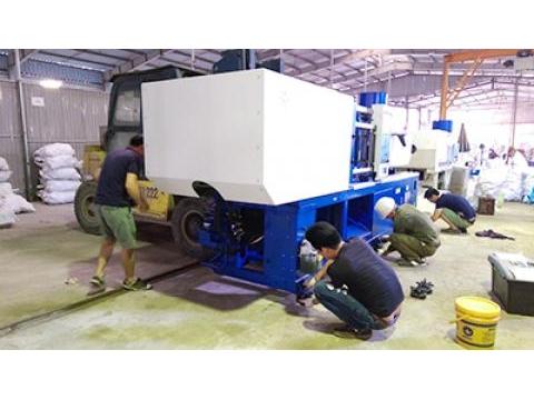 Dầu thủy lực dùng cho máy ép nhựa