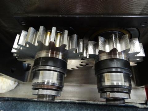 Khả năng mang tải của dầu bánh răng - tải FZG